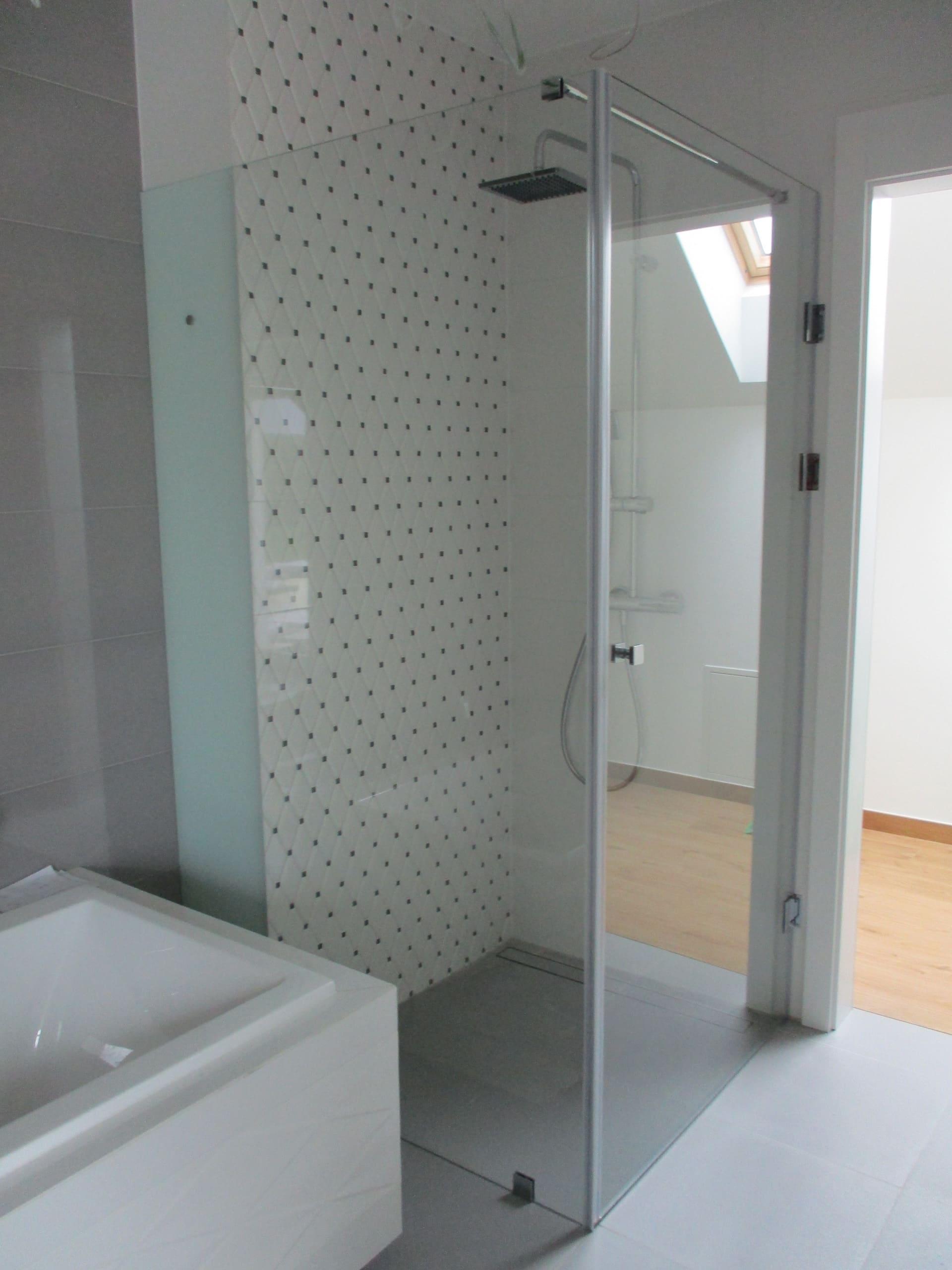 kabina prysznicowa szklana
